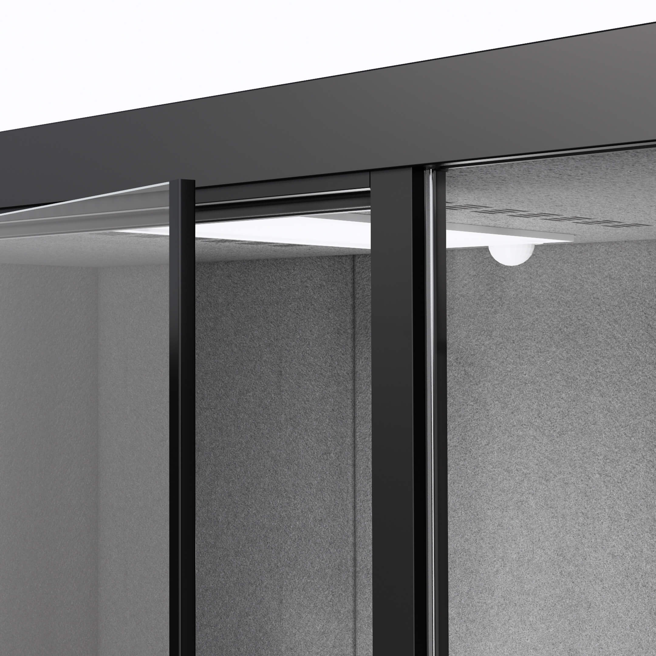 CHATBOX DUO-DOOR AND FRAME