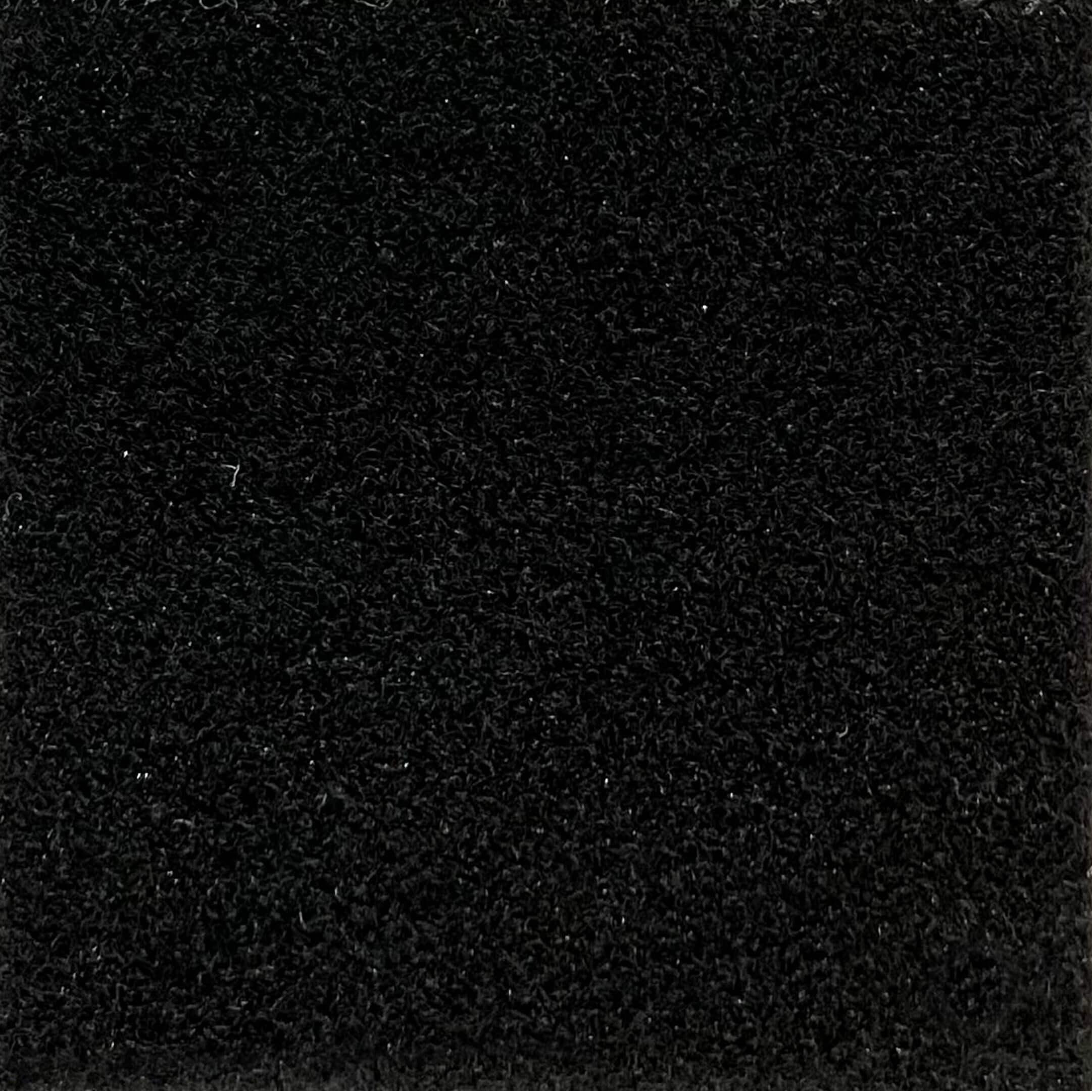 WALLS AND CEILING_BLACK FELT