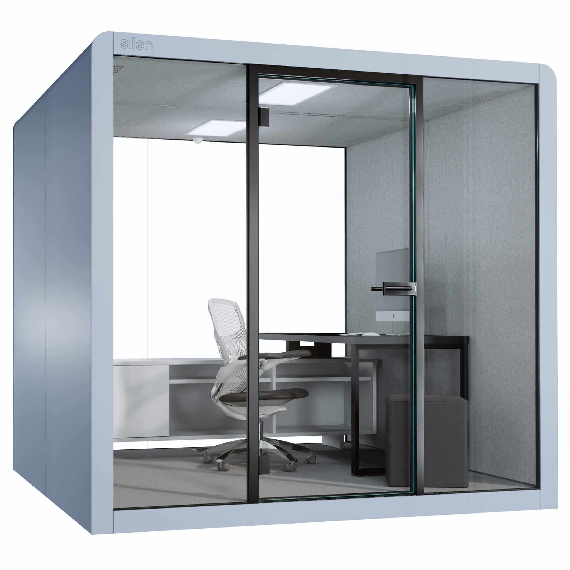 FROZEN BLUE SPACE 4 - PRIVATE OFFICE