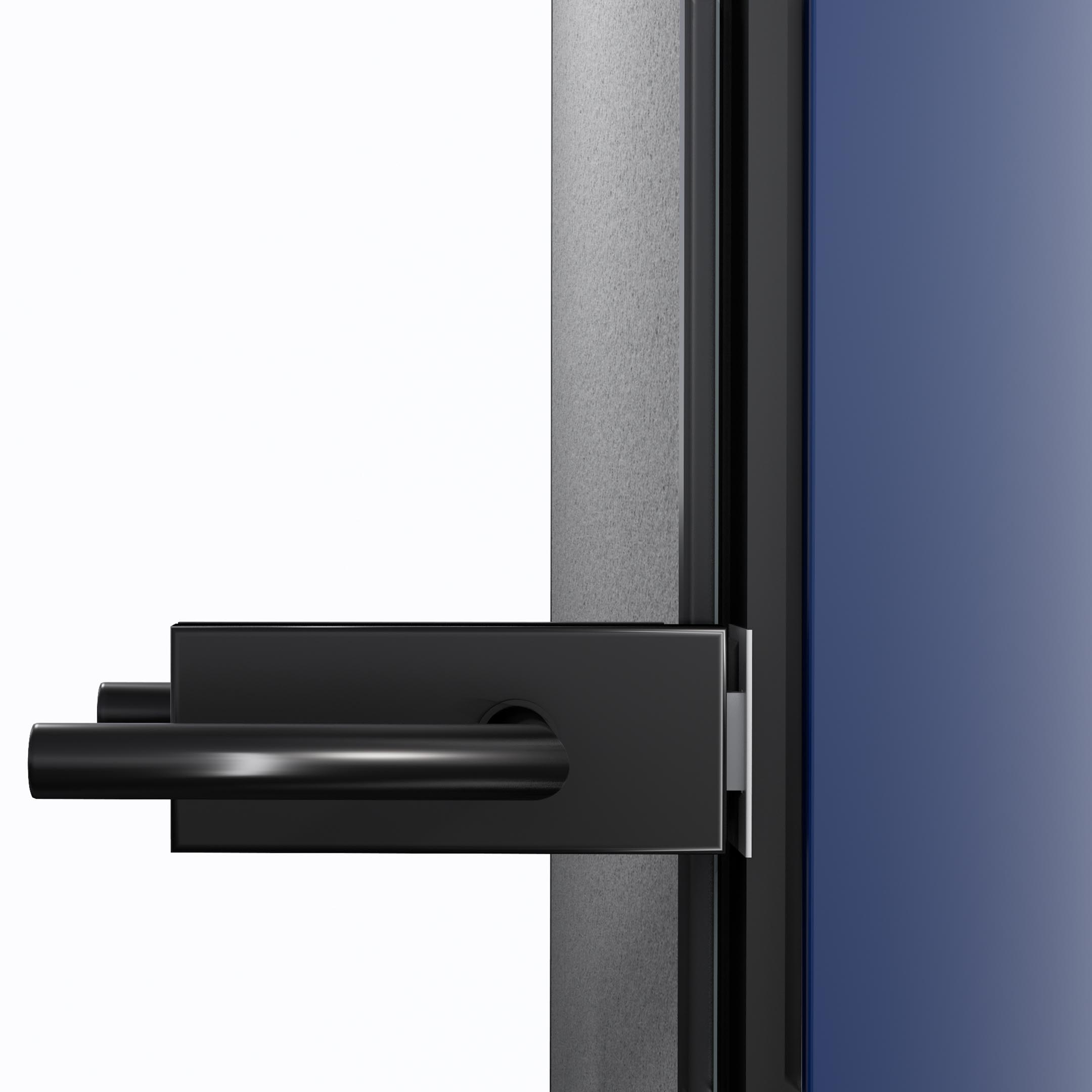 BLUE TIBER SPACE 1_BLACK HANDLE AND PROFILE