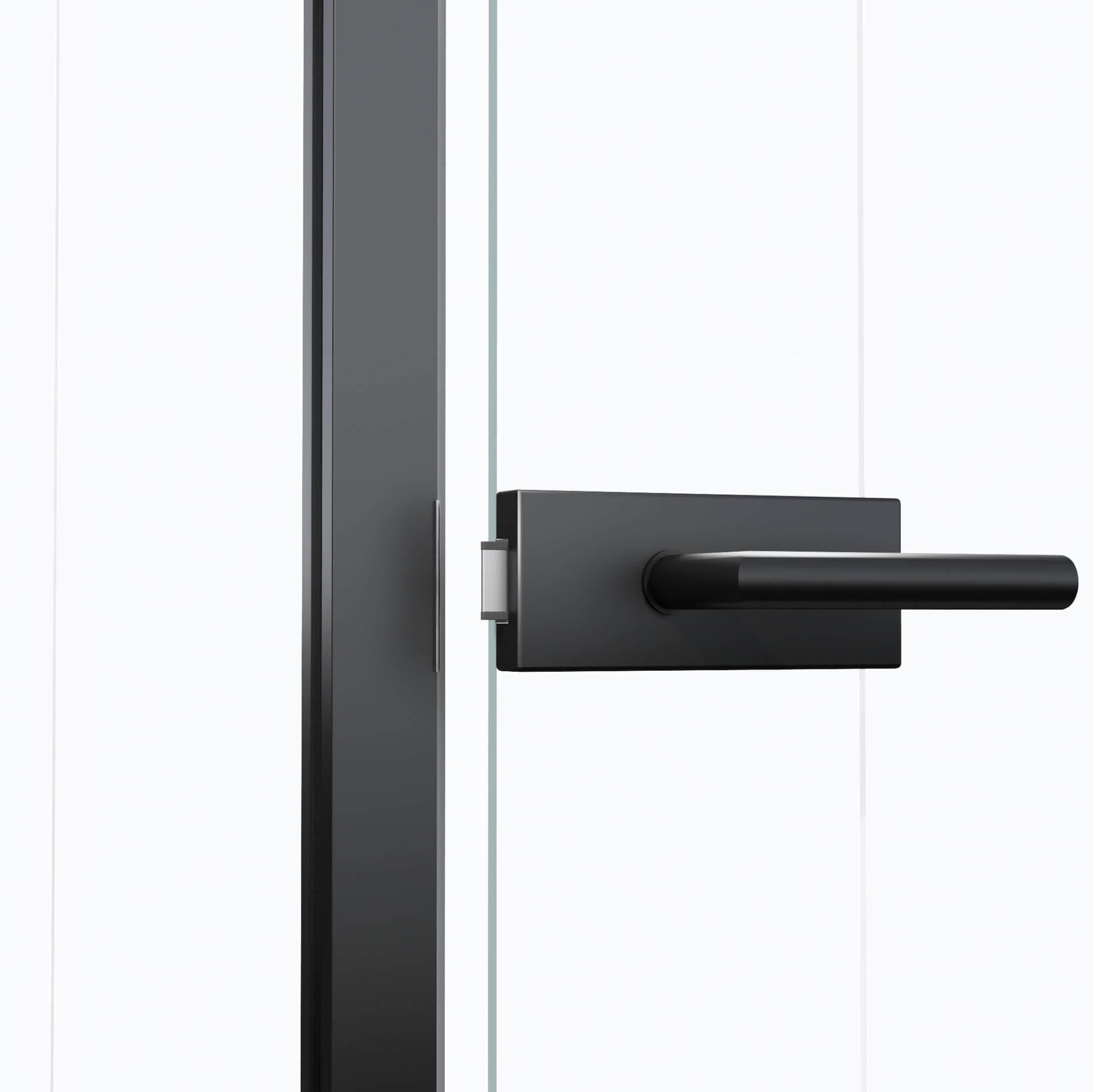 SILEN SPACE-BLACK DOOR HANDLE
