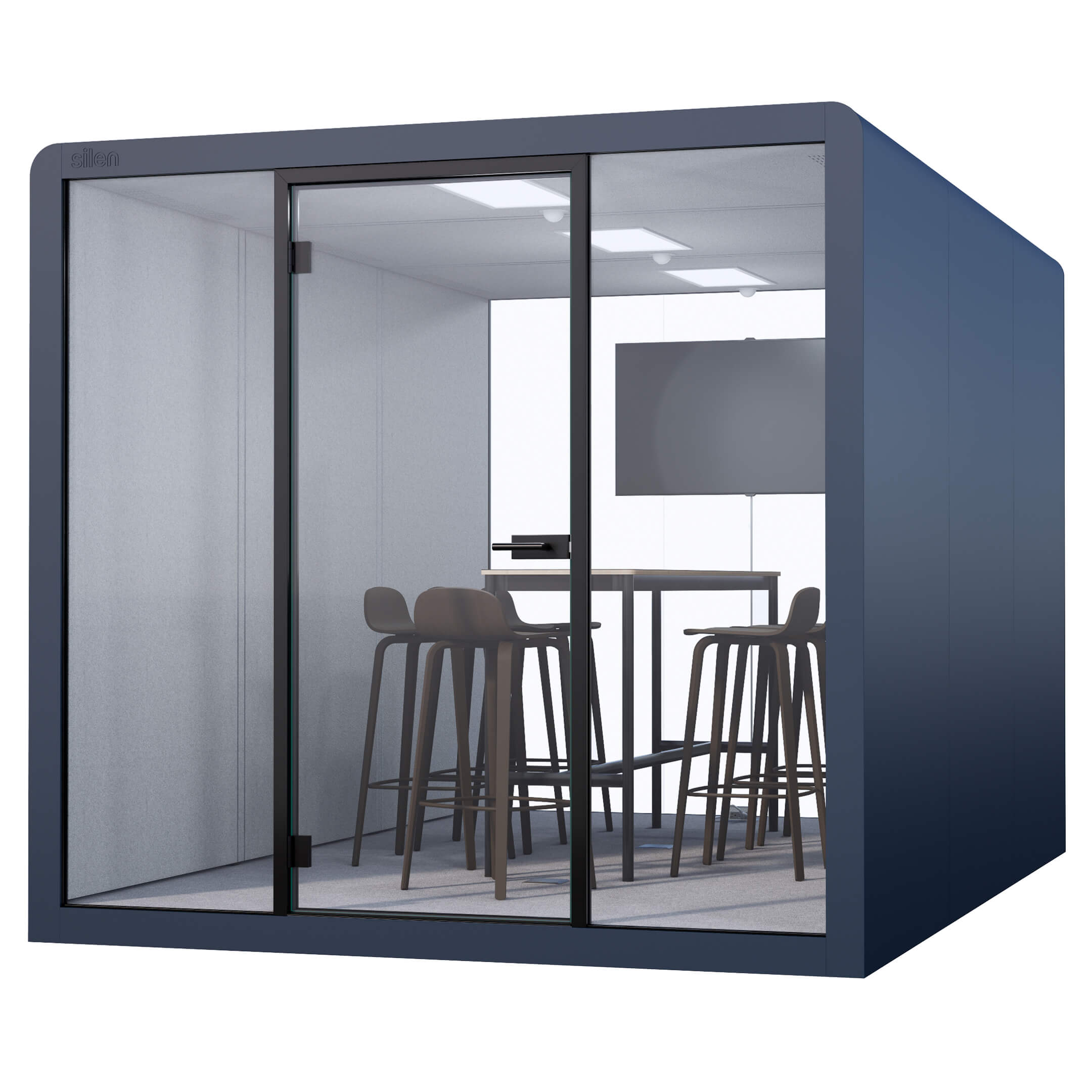 AZURITE SPACE 6 - VIDEO CONFERENCING ROOM