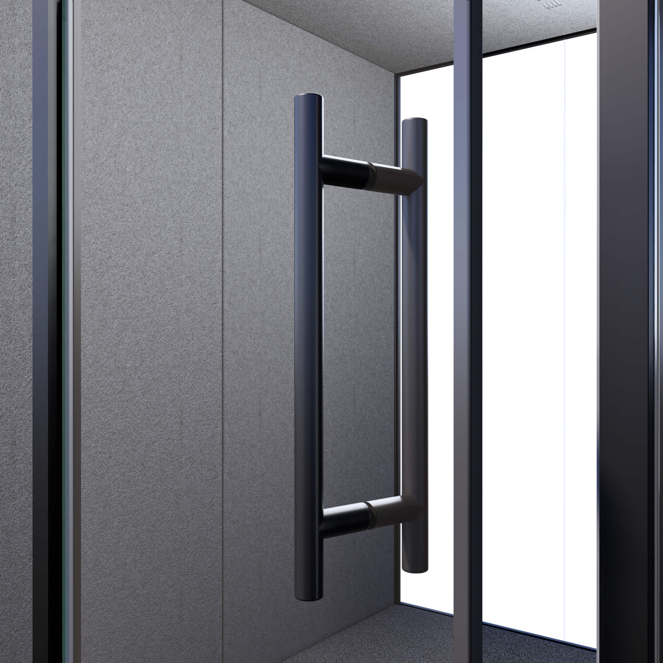 CHATBOX QUATTRO-DOOR HANDLE