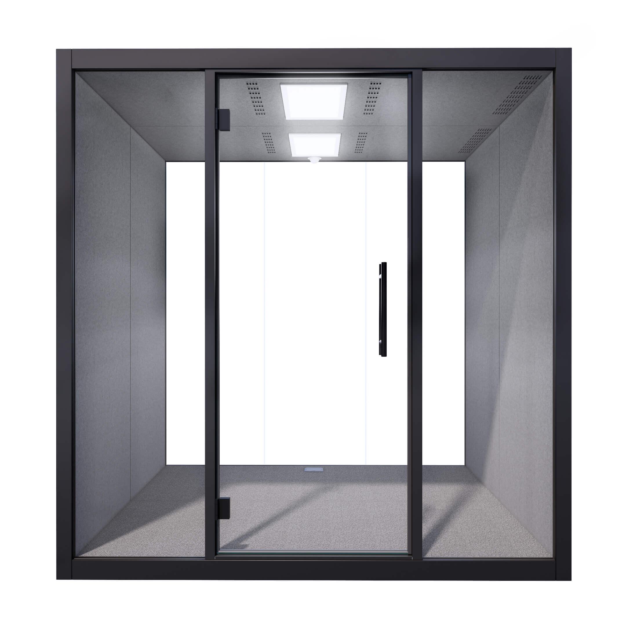 CHATBOX QUATTRO-FRONT VIEW
