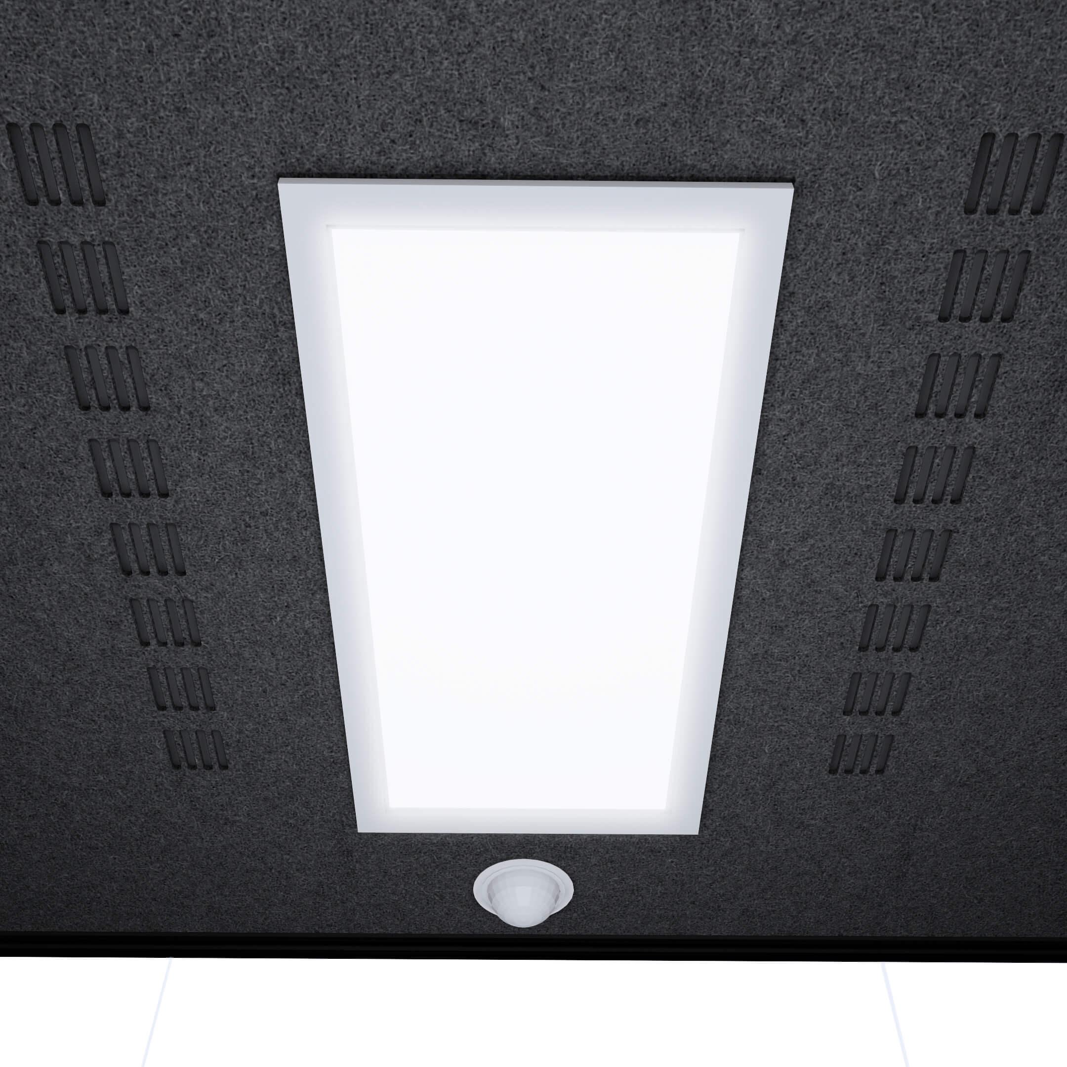 CHATBOX QUATTRO-LIGHT AND MOTION SENSOR