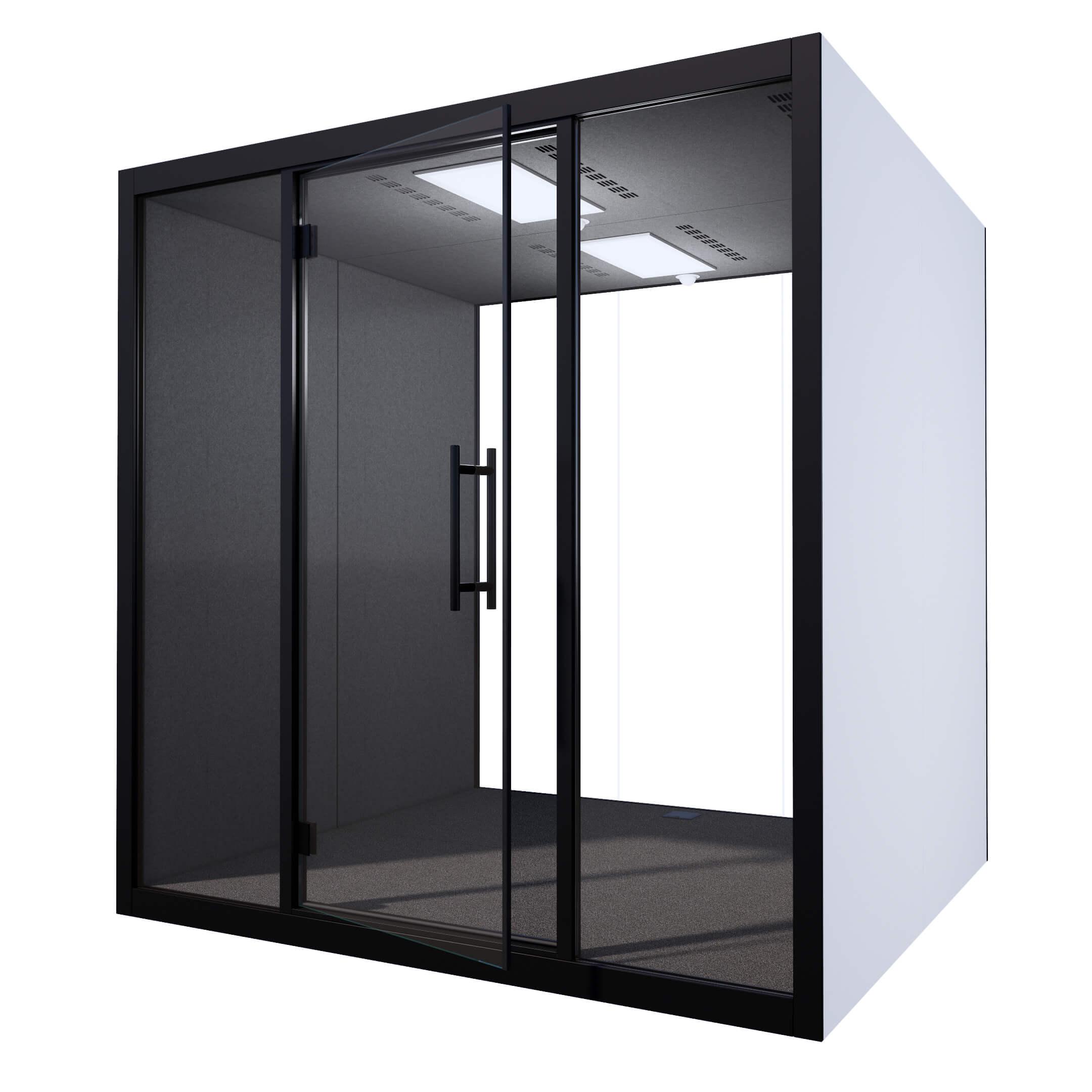CHATBOX QUATTRO-OPEN DOOR