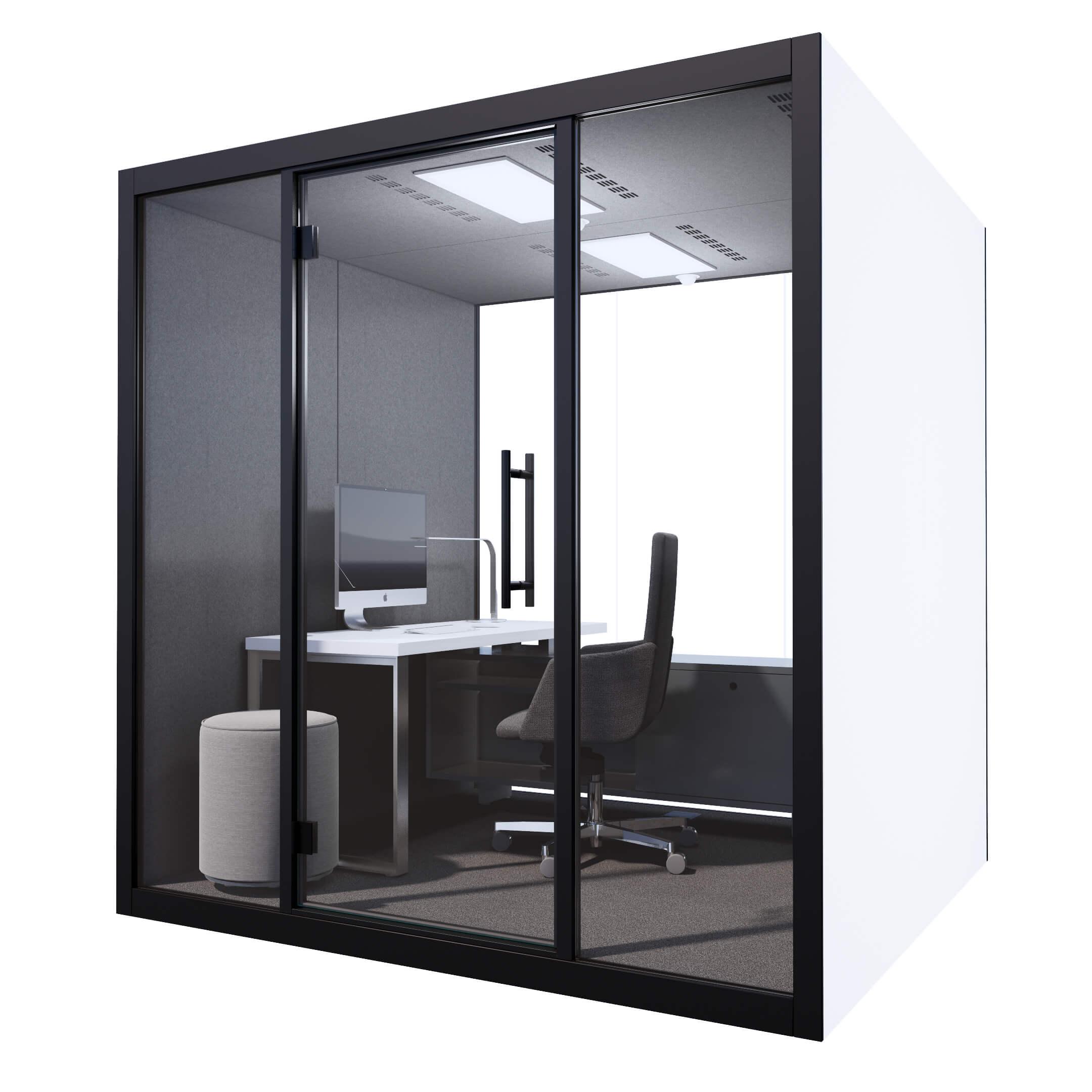 CHATBOX QUATTRO-PRIVATE OFFICE