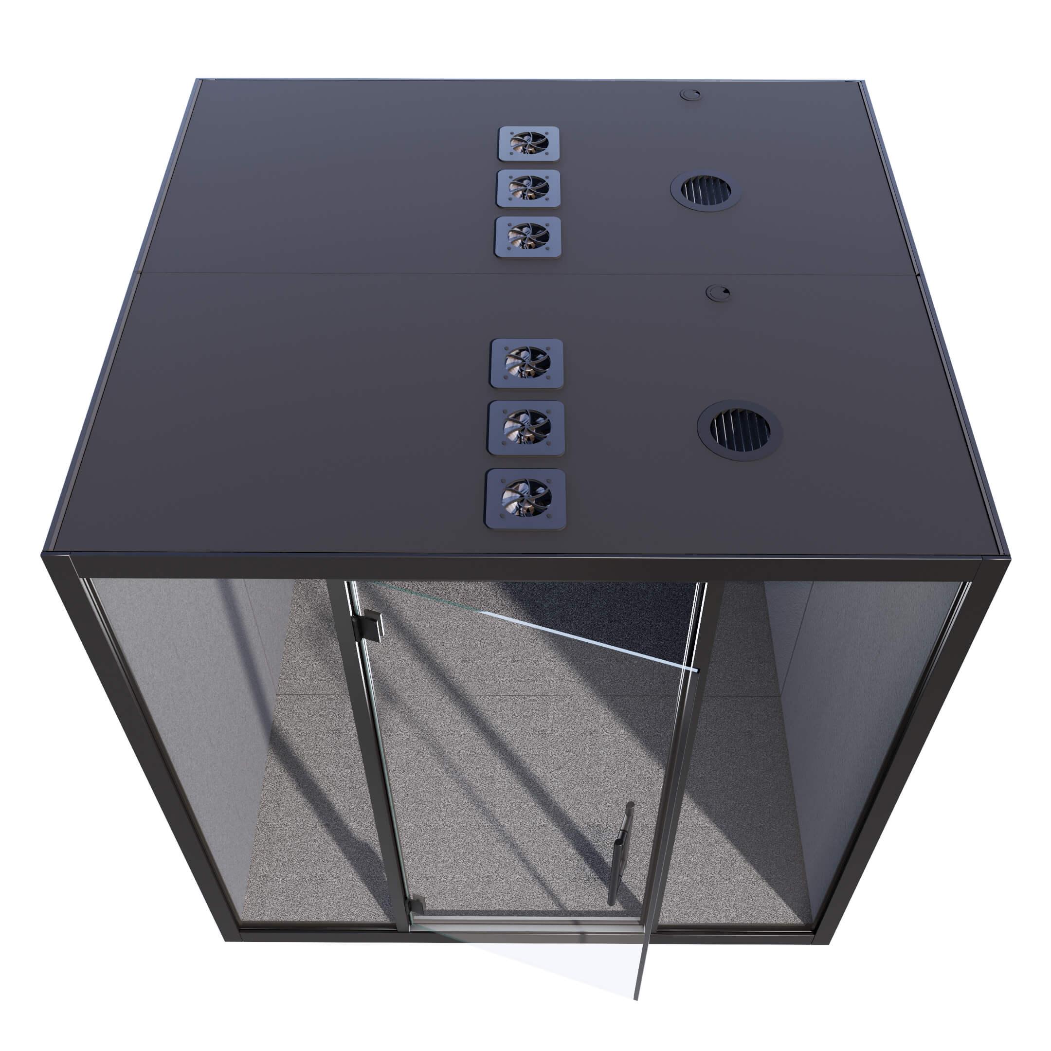 CHATBOX QUATTRO-ROOF