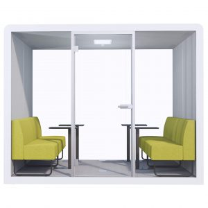 WHITE SPACE XL - LIME BENCHES