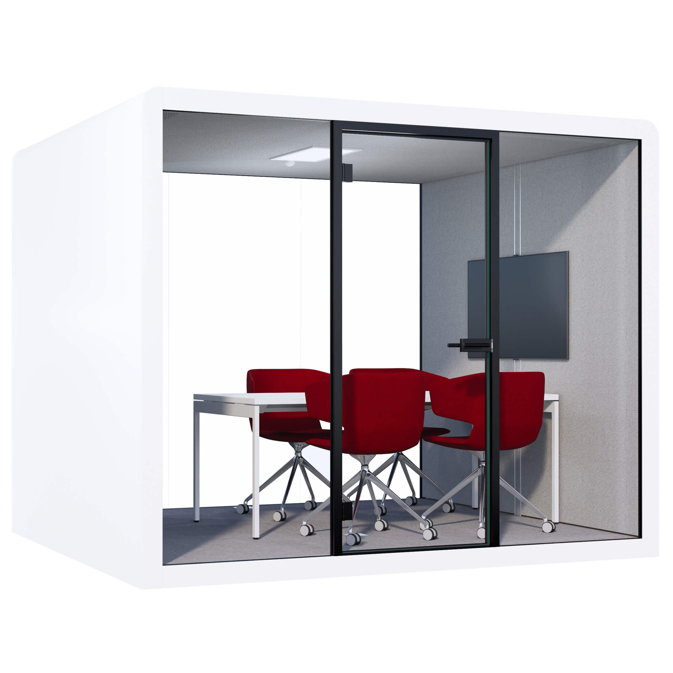 WHITE SPACE XL - VIDEO CONFERENCING SETUP